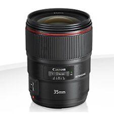 Objetivos manuales Canon EF para cámaras F/1, 4
