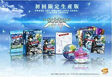 kb09 NEW PSV PS Vita Sword Art Online SAO : Lost Song : First Limited Edition
