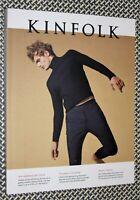 KINFOLK Magazine, #19, ADRENALINE ISSUE, Facing Fears, Henrik Vibskov, Pranks
