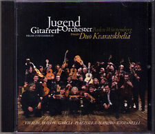 Jugend Gitarren Orchester Guitar Duo Kvaratskhelia CD Piazzolla Giovanelli Haydn