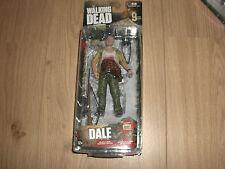 Morti Camminano Serie 9 Dale Action Figure Figure McFarlane Toys NUOVO
