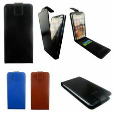 Slim Premium Leather Mobile Phone Flip Case Cover For All Sony Phones