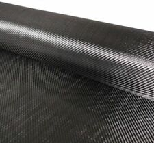 "3K 200gsm Real Carbon Fiber Cloth Fabric twill 19"" width 39"" Length Tube Package"