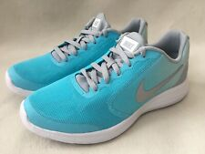 promo code e657e f368a NIKE Revolution 3 Girls Running Shoes Sneakers Blue 819416 NEW  58 4 4.5 5  5.5 6