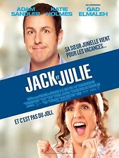 DVD *** JACK ET JULIE *** avec Adam Sandler, Katie Holmes, ...( neuf emballé )