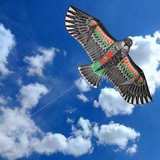 Huge 1.5m Eagle Kite single line Novelty animal Kites Children's toys NEW
