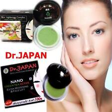 MALASMA GREEN TEA EXTRA WHITENING & FACE LIFT CREAM 10 g.NEW Dr.JAPAN NANO