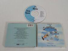 The Kinks / Soap Opera /( Rhino R2 70936) CD Album