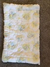 Bunnies And Chicks Sleeping Bag Slumber Sleepsack Zip Quilted Vintage