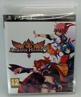 Arcana Heart 3 Video Game for PlayStation 3 PS3 PAL BRAND NEW & SEALED