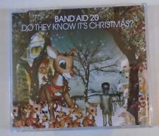 BAND AID 20 ~ Do They Know Its Christmas ~ CD SINGLE