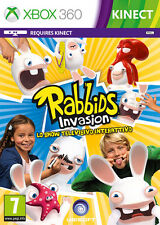 Rabbids Invasion (Kinect) XBOX 360 IT IMPORT UBISOFT