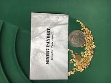 VA Gold Panning Paydirt