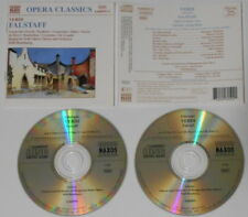 Verdi Falstaff  Will Humburg  Hungarian State Opera  U.S. 2 cd