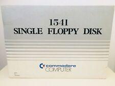 Commodore 1541 Single Floppy Disk