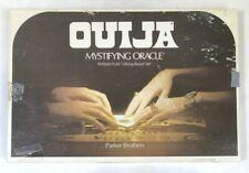 Ouija Board Mystifying Oracle William Fuld Talking Board Set 1972 PB No. 600