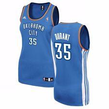 bf767fc2e adidas Kevin Durant Oklahoma City Thunder Women s Replica Jersey - NBA S