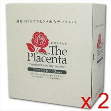 Metabolic The Placenta soft capsules 3px30 packs Free Shipping