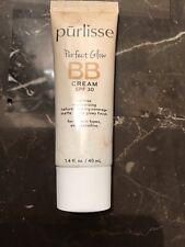 Purlisse Perfect Glow BB Cream SPF 30 ~Fair~ 1.4 fl oz/40mL ~MSRP $35~