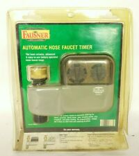 Fausner Automatic Hose Faucet Water Timer Model 58663 Brand New