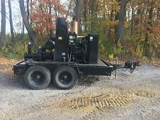 2011 Cornell 3Hcvp 6x3 Water Pump High Head John Deere Diesel 6068Hf285 6.8L