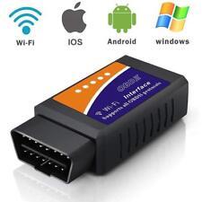 OBD2 Scanner, DOSNTO Wireless Car ODB 2 Scanner, Wifi Diagnostic OBDII Code Read