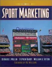 Sport Marketing Hardcover Bernard James Mullin