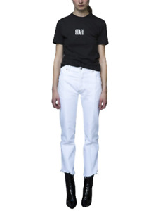 VETEMENTS X LEVI'S REWORKED DENIM JEANS- New With Tags - RRP$1,960 AUD