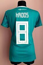 Germany 2018 Away World cup football Adidas women shirt size L #8 Kroos