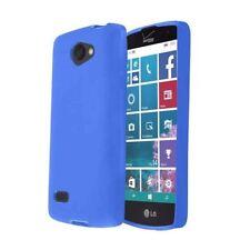 Custodie preformate/Copertine blu per cellulari e palmari LG