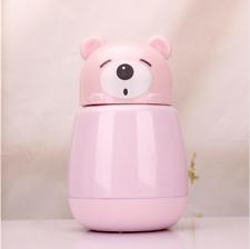 Thermos new creative bear cute mug child cartoon vacuum cup portable cup