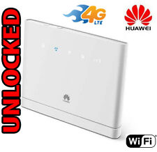Huawei b315-519 WiFi Modem Router 4G LTE GSM UNLOCKED AT&T Tmobile Verizon Latin