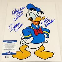 """TONY ANSELMO """"DONALD DUCK"""" SIGNED METALLIC 11x14 PHOTO BECKETT BAS COA 151"""