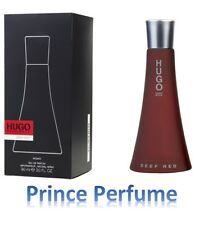 HUGO BOSS DEEP RED EDP WOMAN VAPO NATURAL SPRAY - 90 ml