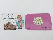 Yorkshire  oyster card holder