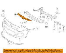 KIA OEM 12-16 Rio Front Bumper Grille Grill-Upper Reinforcement 865751W000
