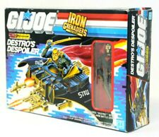GI JOE G.I. Joe DESTRO'S DESPOILER NEW IN BOX Iron Grenadiers #6059 Battle Force
