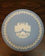 1976 Wedgwood Christmas Plate