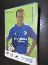 77990 Niels Oude Kamphuis FC Schalke 04 original signierte Autogrammkarte