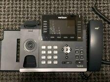 VERIZON YEALINK SIP-T46G ULTRA ELEGANT IP PHONE DUAL GIGABIT VIOP PHONE NO RES!!