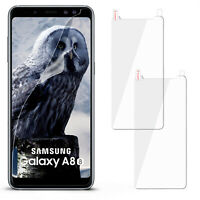 HD Display Protector for Samsung Galaxy A8 2018 Film New Clear Screen