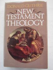 New Testament Theology - Donald Guthrie