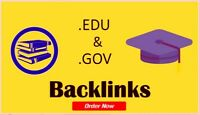 45 Manually Created 25 EDU/GOV & 20 PR9 Backlinks Service- Google Ranking SEO