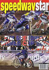 FIM Speedway estrella de la Copa del Mundo 2005 de Julio de 30