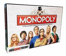 Hasbro 3317. Juego de mesa Monopoly The Bing Bang Theory. De 2 a 6 jugadores