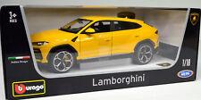 Lamborghini Urus gelb 1 18 Bburago
