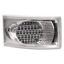 Lámpara indicadora indicador: Con Lente Claro Y: LED | Hella 2BA 008 982-347