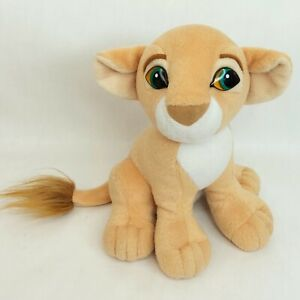 The Lion King Nala plush soft toy Vintage 1990s