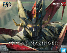 Grande Mazinga Great Mazinger Infinity Ver. Bandai Hg/144 Plastic Model Kit