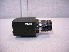 Pulnix TM-200NIR, Cosmicar/Pentax 16mm TV Lens